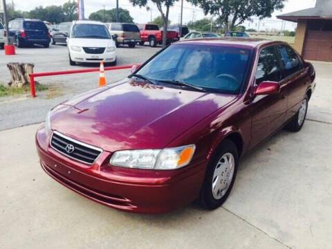 2001 Toyota Camry for sale in San Antonio, TX