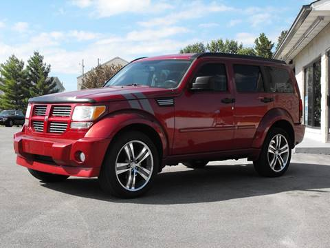 2011 Dodge Nitro for sale in Maryville, TN