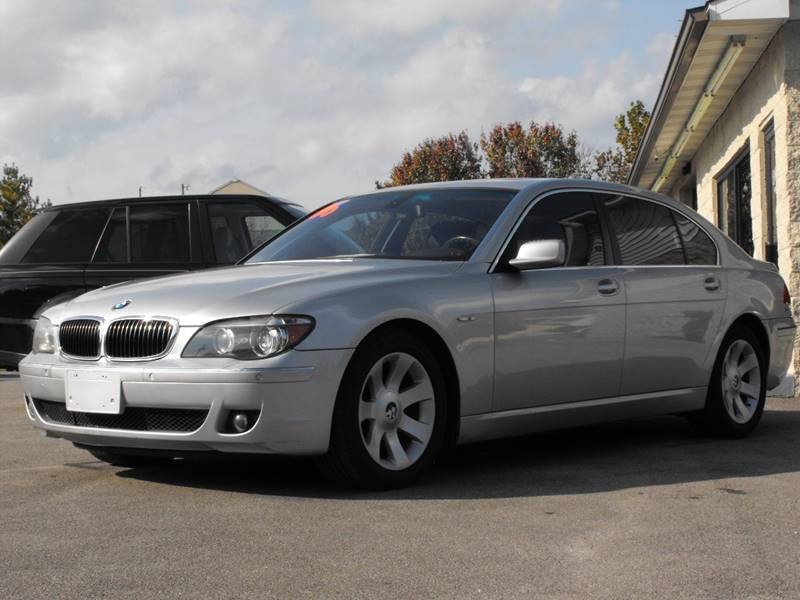 2006 Bmw 7 Series 750Li 4dr Sedan In Maryville TN - Motohaven Auto Sales