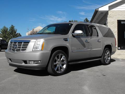 2007 Cadillac Escalade ESV for sale in Maryville, TN