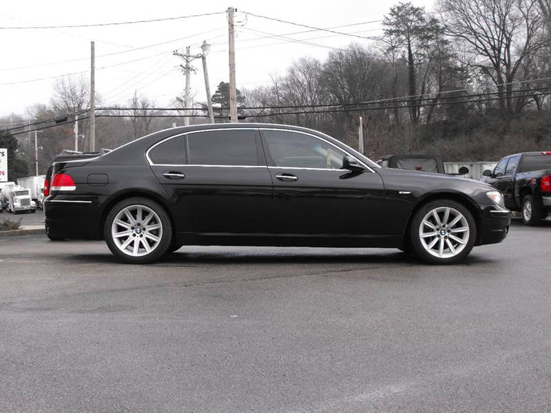 2008 Bmw 7 Series 750Li 4dr Sedan In Maryville TN