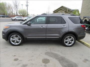 2013 Ford Explorer for sale in Boise, ID