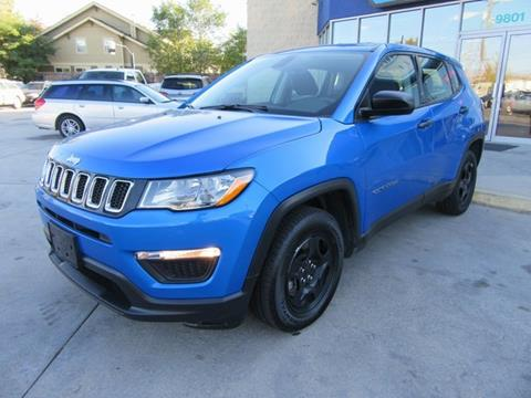 2018 Jeep Compass for sale in Boise, ID