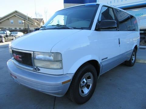 1998 GMC Safari SLE
