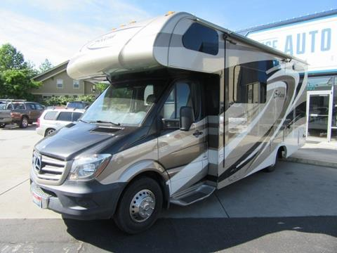 2014 Mercedes-Benz Sprinter Cab Chassis for sale in Boise, ID