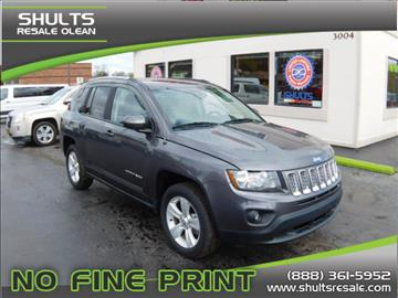 2016 Jeep Compass for sale in Dunkirk, NY
