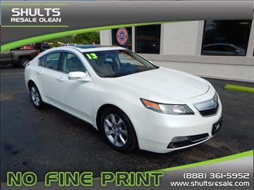 2013 Acura TL for sale in Dunkirk, NY
