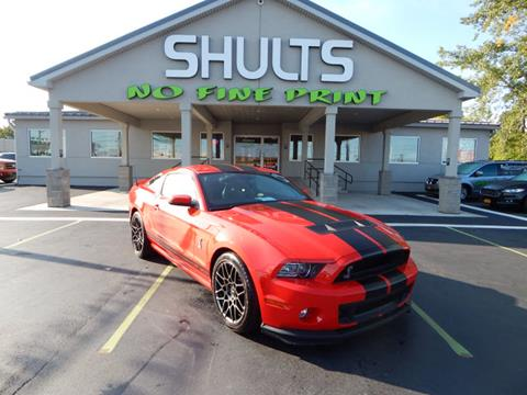 2013 Ford Shelby GT500 for sale in Dunkirk, NY
