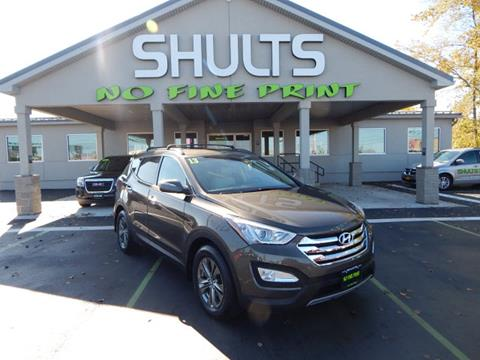 2013 Hyundai Santa Fe Sport for sale in Dunkirk, NY