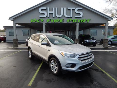 2017 Ford Escape for sale in Dunkirk, NY