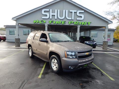 2013 Chevrolet Tahoe for sale in Dunkirk, NY
