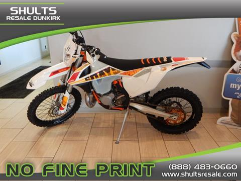 2017 KTM 300xc w for sale in Dunkirk, NY
