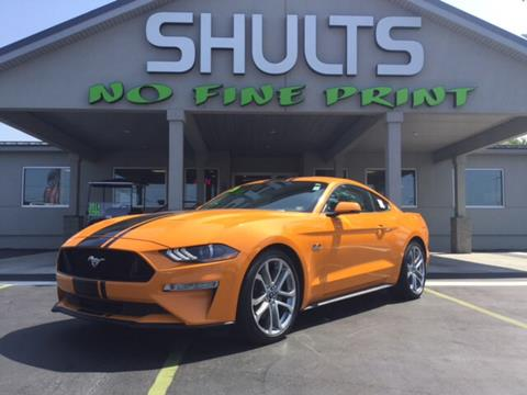 2019 Ford Mustang for sale in Dunkirk, NY