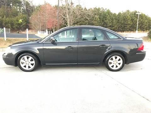 2007 Ford Five Hundred for sale in Dallas, GA