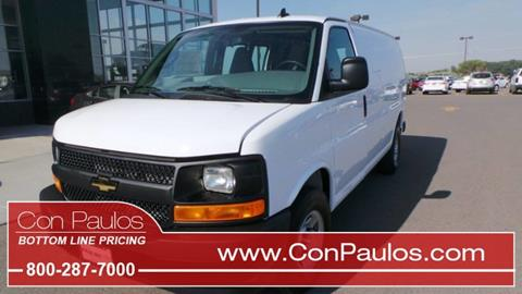 2017 Chevrolet Express Cargo for sale in Jerome, ID
