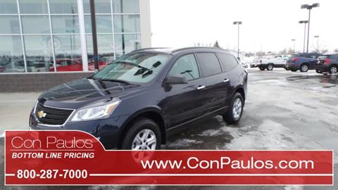 2017 Chevrolet Traverse for sale in Jerome, ID