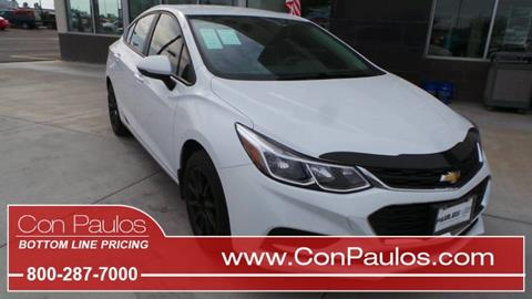 2017 Chevrolet Cruze for sale in Jerome, ID