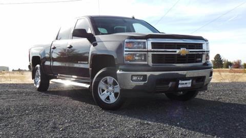 2014 Chevrolet Silverado 1500 for sale in Jerome, ID