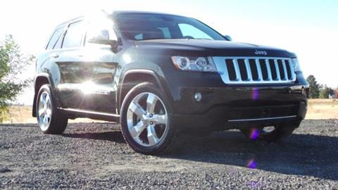 2012 Jeep Grand Cherokee for sale in Jerome, ID