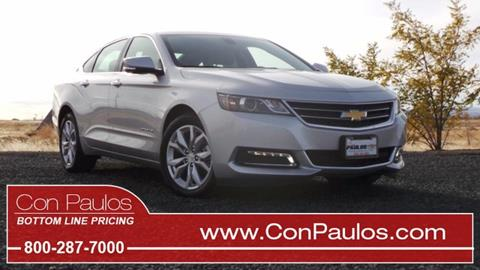 2018 Chevrolet Impala for sale in Jerome, ID