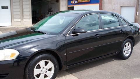 2007 Chevrolet Impala for sale in Cambridge, MN