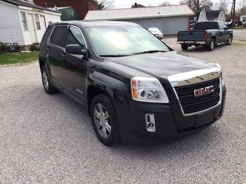 2014 GMC Terrain for sale at Bridge Street Auto Sales in Cynthiana KY