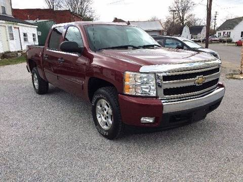 2008 Chevrolet Silverado 1500 for sale at Bridge Street Auto Sales in Cynthiana KY