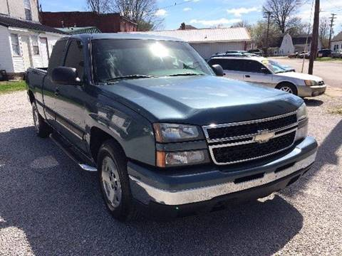 2007 Chevrolet Silverado 1500 Classic for sale at Bridge Street Auto Sales in Cynthiana KY