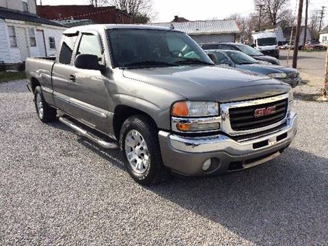2006 GMC Sierra 1500 for sale at Bridge Street Auto Sales in Cynthiana KY