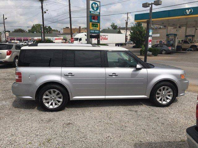 2010 Ford Flex for sale at Bridge Street Auto Sales in Cynthiana KY