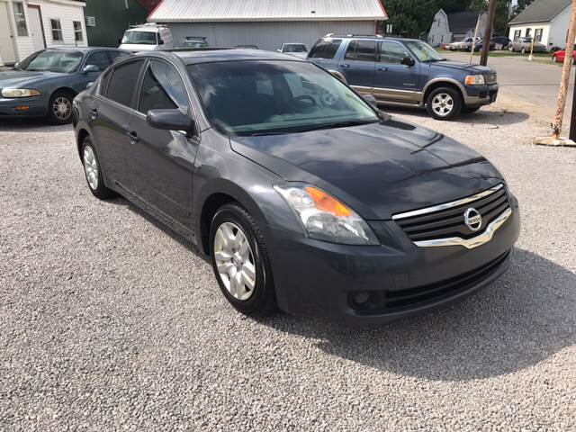 2009 Nissan Altima for sale at Bridge Street Auto Sales in Cynthiana KY
