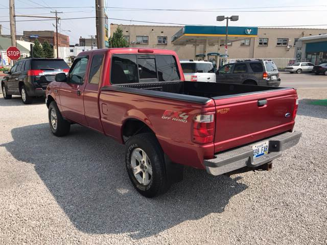 2003 Ford Ranger for sale at Bridge Street Auto Sales in Cynthiana KY