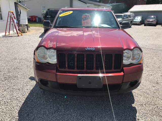 2008 Jeep Grand Cherokee for sale at Bridge Street Auto Sales in Cynthiana KY