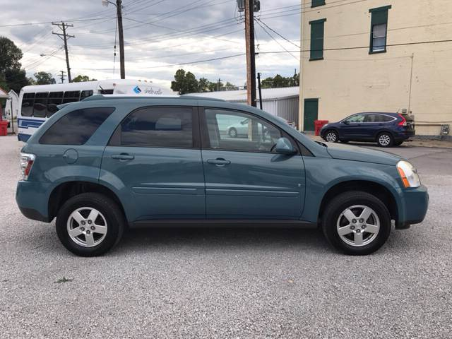 2008 Chevrolet Equinox for sale at Bridge Street Auto Sales in Cynthiana KY
