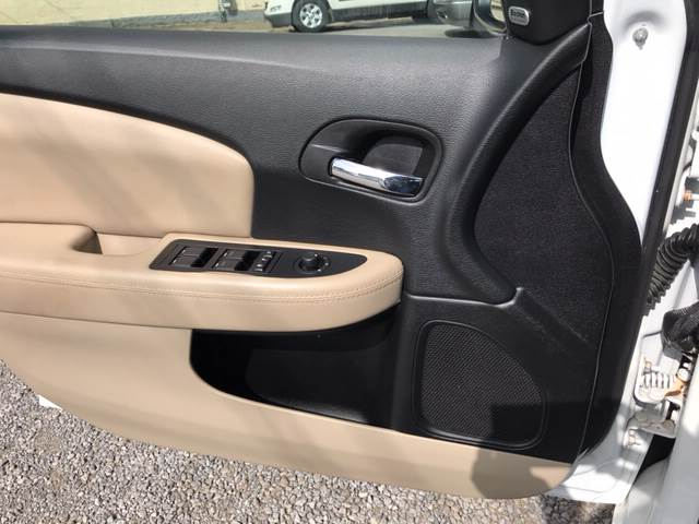 2012 Chrysler 200 for sale at Bridge Street Auto Sales in Cynthiana KY