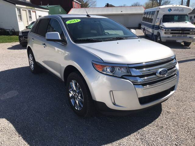 Ford Edge For Sale At Bridge Street Auto Sales In Cynthiana Ky