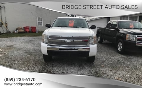Bridge Street Auto >> Cars For Sale In Cynthiana Ky Bridge Street Auto Sales