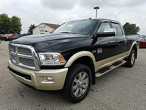 2015 RAM Ram Pickup 2500 for sale in Marlette, MI