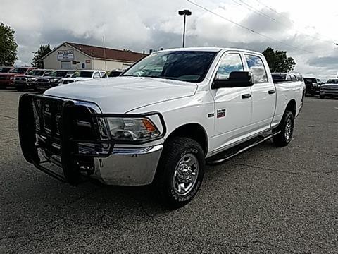 2012 RAM Ram Pickup 2500 for sale in Marlette, MI