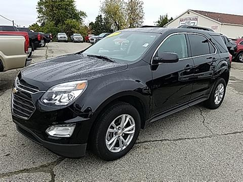 2017 Chevrolet Equinox for sale in Marlette, MI