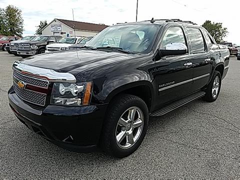 2012 Chevrolet Avalanche for sale in Marlette, MI