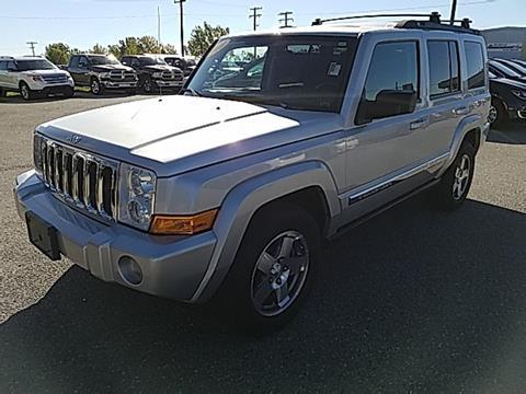 2010 Jeep Commander for sale in Marlette, MI