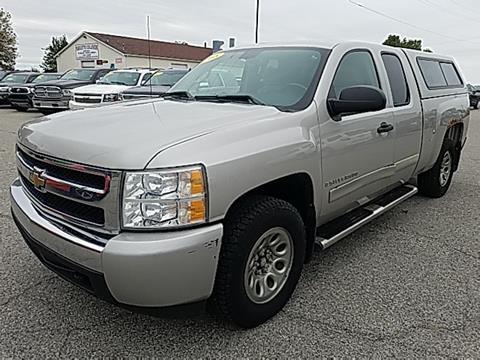 2008 Chevrolet Silverado 1500 for sale in Marlette, MI