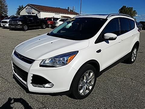 2014 Ford Escape for sale in Marlette, MI