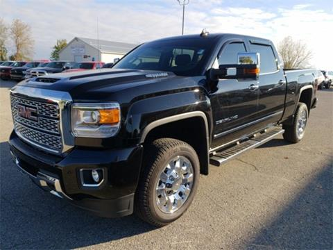 2018 GMC Sierra 2500HD for sale in Marlette, MI