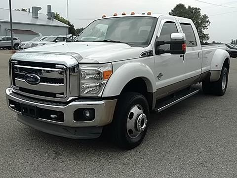 2012 Ford F-450 Super Duty for sale in Marlette, MI