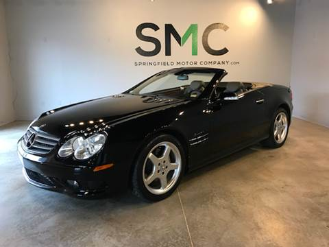 Convertibles for sale in springfield mo for Used mercedes benz springfield mo