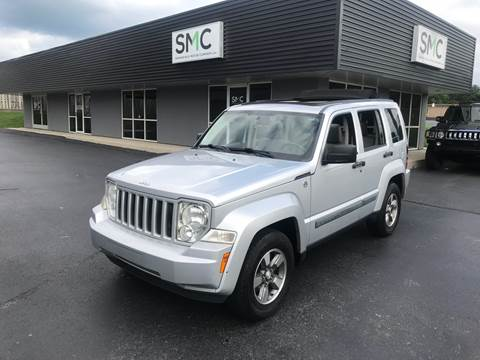 2008 Jeep Liberty For Sale At Springfield Motor Company In Springfield MO