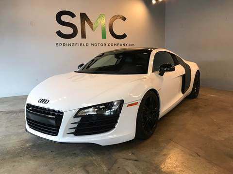 2009 Audi R8 for sale in Springfield, MO