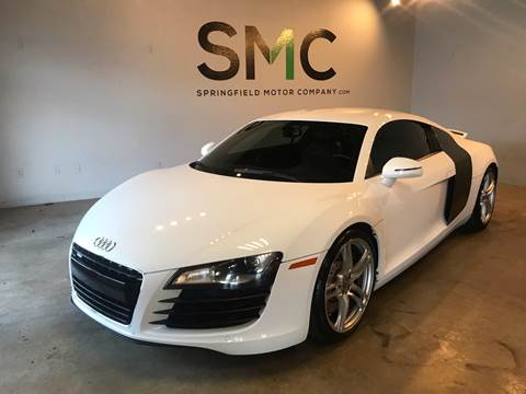 2011 Audi R8 for sale in Springfield, MO